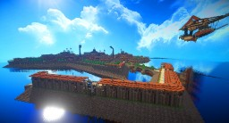 Star on the Lake 【Project StarFortress】 Minecraft Project