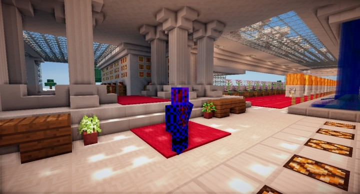 pacific oaks mansion minecraft project