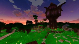The Wicked Wizard Tower Minecraft Map & Project