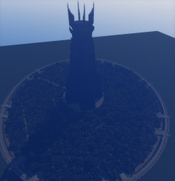 Isengard in minecraft Minecraft Map & Project