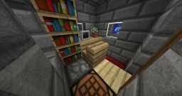 Small 5x5 House Minecraft Map & Project