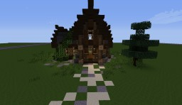 Cottage Minecraft