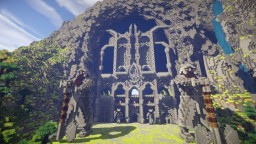 Erebor (The Lonely Mountain) + Download Minecraft Map & Project