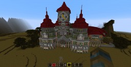 CJSHIFTER MANSION Minecraft Map & Project