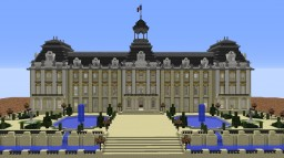 Palais royal Minecraft Map & Project