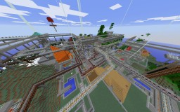 My Huge SinglePlayer Map Minecraft Project