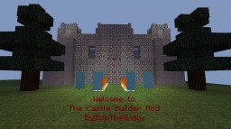 Castle Builder Mod 1.8.1 Minecraft Mod