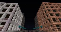 New Vortex City Minecraft Map & Project