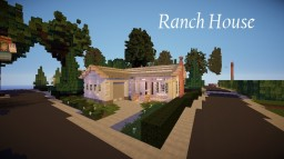 Ranch House | WoK Minecraft Map & Project