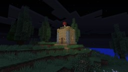 MODDED CTF MAP Minecraft Map & Project