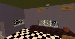 Five Nights at The Museum Minecraft Project
