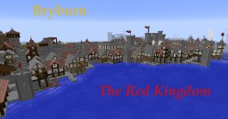 I Bryburn I Capital of the Red Kingdom Minecraft