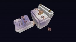 Shoot The Chicken Minigame Map for 1.8 Minecraft Project