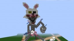 Giant Mangle Minecraft Map & Project