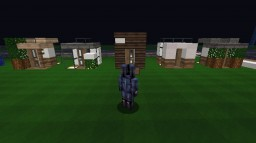 3x3 House collection Minecraft Map & Project