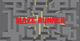 Maze Runner - A Time Trial Map Minecraft