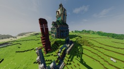 Clock Tower Minecraft Map & Project