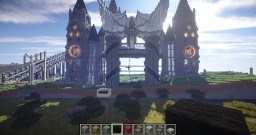 Cathedral Graafmeneer Minecraft