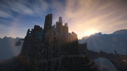 Dol Guldur - Hill of Sorcery Minecraft Map & Project