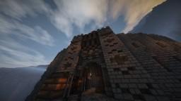 Helm's Deep - Fortress of Aglarond Minecraft