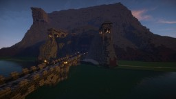 Menegroth - The Thousand Caves (Silmarillion Build) Minecraft Map & Project