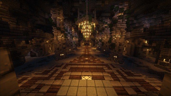 Menegroth The Thousand Caves Silmarillion Build