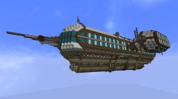 Levinta Passenger Airship Minecraft Project