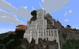Mountain Manor Minecraft Map & Project