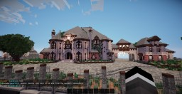 Massive Masion: x2__: TMA: WoK Minecraft Map & Project