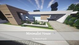 Eureka | Minimalist House by MasterPopole Minecraft