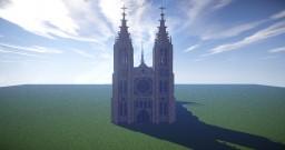Gotische Kathedrale Minecraft Map & Project