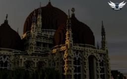 Minecraft | Mosque [Download] Minecraft Project