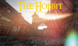 The Hobbit Adventure Map, part 2: The Old Forest and Bree (On hold) Minecraft