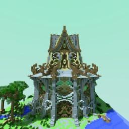 Fantasy Plot Build Minecraft Map & Project