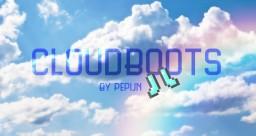 Vanilla Cloud Boots - Double Jump! Minecraft