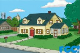 Family Guy House Minecraft Map & Project