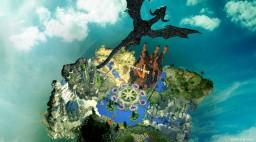 Hydrite - Mega Hub Minecraft Map & Project