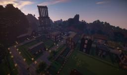 Edinburgh Town/City Minecraft Project