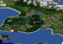 Kanto Pokemon World - Like in the Anime Minecraft Map & Project