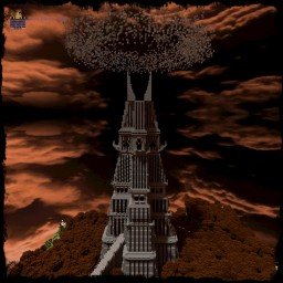 The Dark Tower Minecraft Map & Project