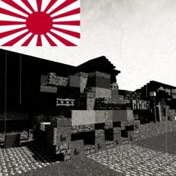 Imperial Japanese Army Type 95 Ha-Go Light Tank 九五式軽戦車 ハ号 kyūgo-shiki kei-sensha Ha-Gō Minecraft