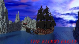 Pirate Galleon: The Blood Eagle Minecraft Map & Project