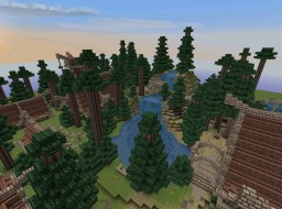Elfen Style - Rivendell Minecraft Map & Project