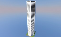 JP Morgan Chase Tower Minecraft Project