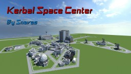 Kerbal Space Center Minecraft Map & Project