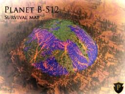 Planet B-512 - Fantasy landscape [4000x4000]