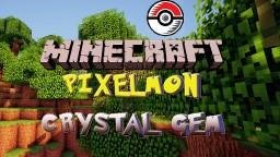 Pixelmon Crystal Gem Minecraft Map & Project