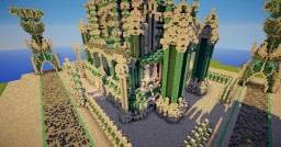 Aqua Palace Minecraft Project