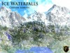 Ice Waterfalls [Custom realistic terrain] Minecraft Map & Project