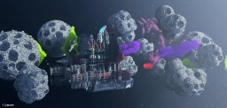 The Fear of Space (Rendered Cinematic) Minecraft Map & Project